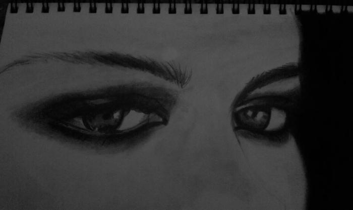 Kristen Stewart by marjankarmand